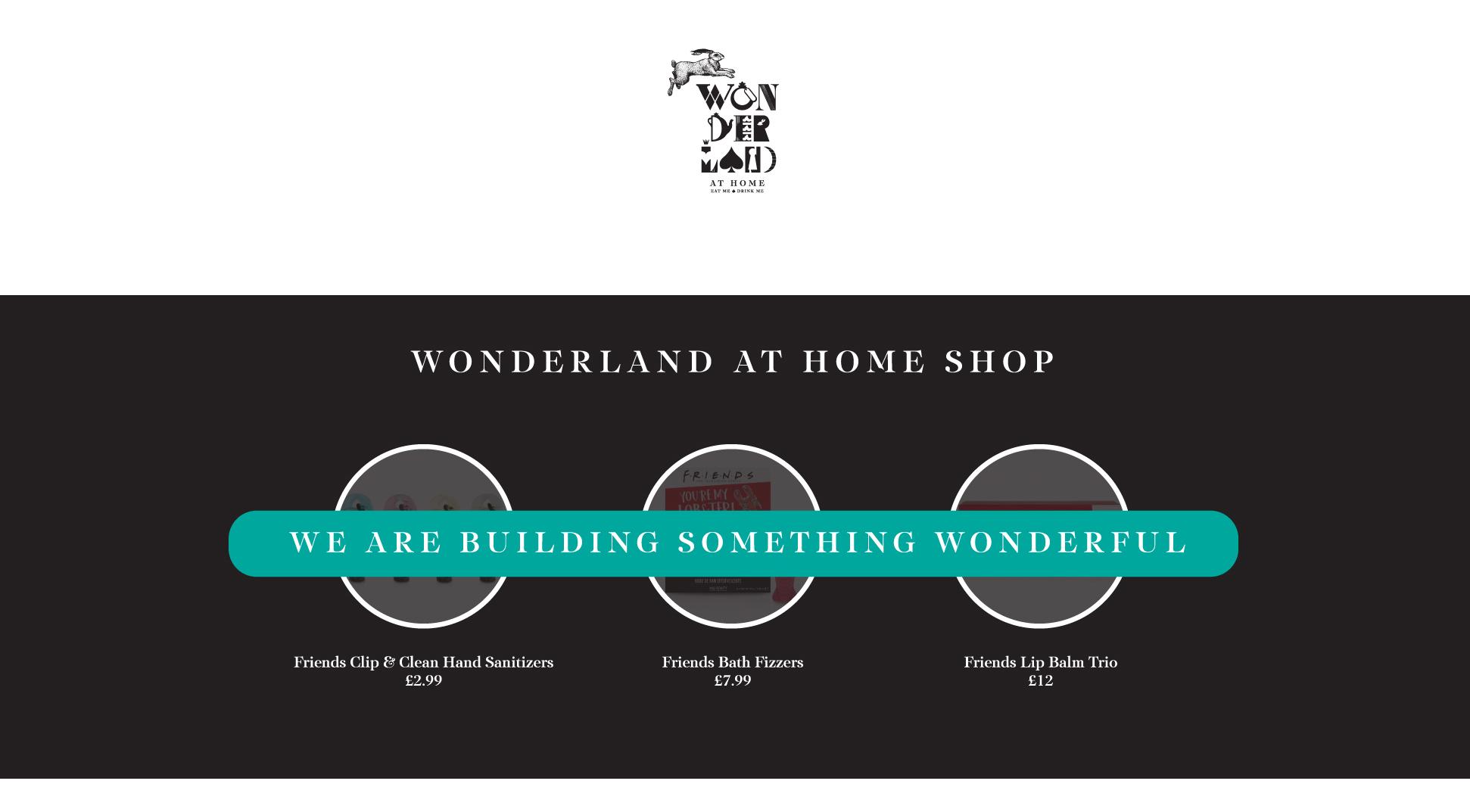 Wonderland At Home